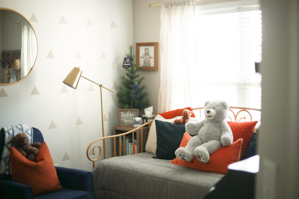 Triangles and Bears Nursery